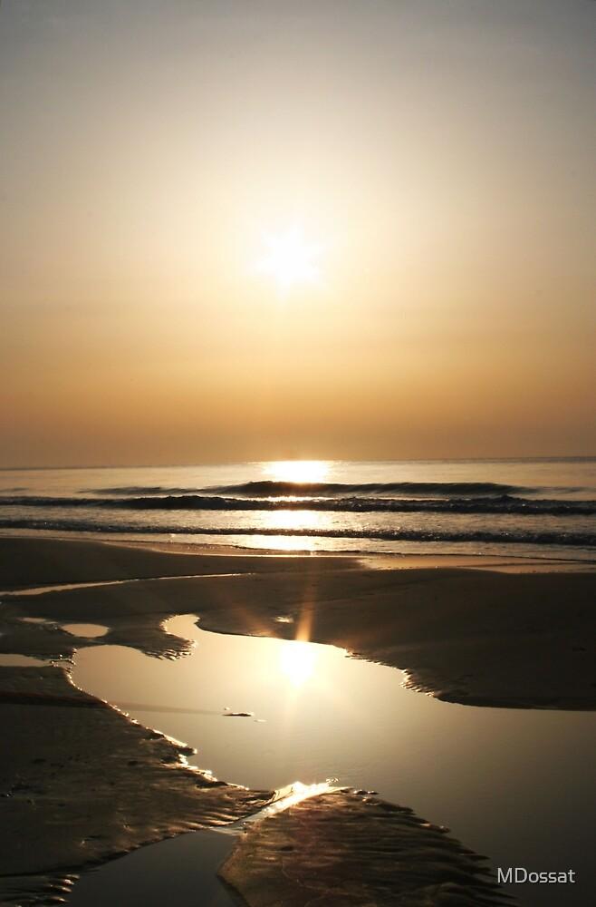 Myrtle Beach Sunrise by MDossat