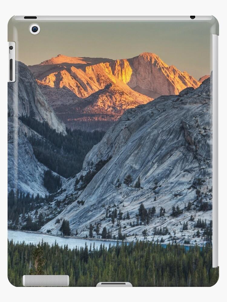 Golden Mountain Sunset Over Yosemite, Ca by Dan Dexter