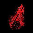 Berserk Beast of Darkness by Yakei