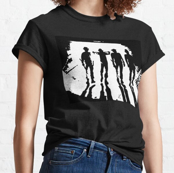 A Clockwork Orange silhouettes Classic T-Shirt