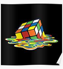 Sheldon's Rubik Poster