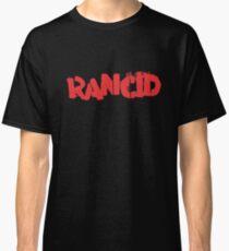 Rancid Logo Classic T-Shirt