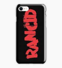 Rancid Logo iPhone Case/Skin