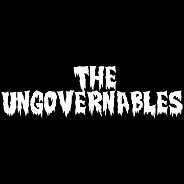 The Ungovernables by ninjacafe