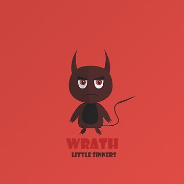 Wrath - The Little Sinners by ultimadesigns