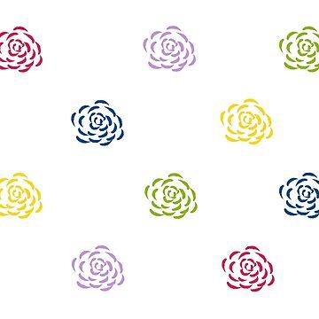 Flash Rose by YumikoBRose