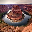 Horseshoe Bend by J. Day