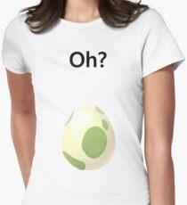 Pokemon Go Egg Women's Fitted T-Shirt