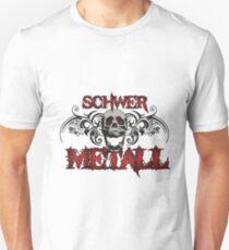 Schwer metall Unisex T-Shirt