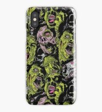 Zombies Everywhere!!! iPhone Case/Skin