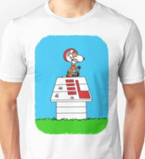 Snoop Skywalker, Rebel Alliance Flying Ace T-Shirt