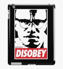 DON'T OBEY iPad Case/Skin