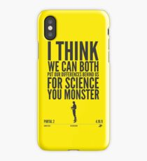 SCIENCE! iPhone Case/Skin