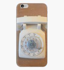 Phone it in iPhone Case