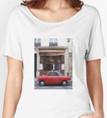Autobianchi in Paris Women's Relaxed Fit T-Shirt