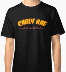 Camiseta clásica Carly Rae Thrasher