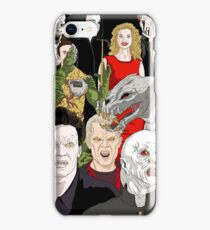 Buffy Big Bad Poster iPhone Case/Skin