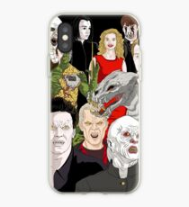 Buffy Big Bad Poster iPhone Case