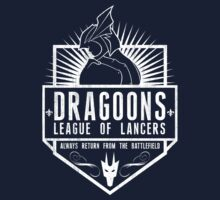 League of Lancers | V-Neck