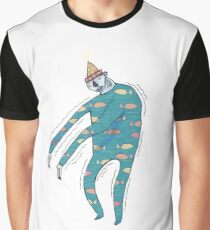 The Shakey Fishman Graphic T-Shirt