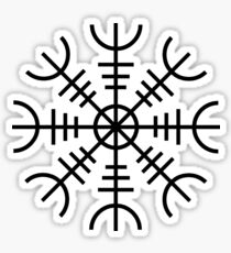 Aegishjalmur - Helm of Awe Sticker