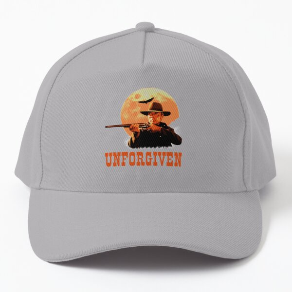 Unfurgiven Movie Wild West Good Male Actors In Tall Movies Western Cowboy Classic Baseball Cap