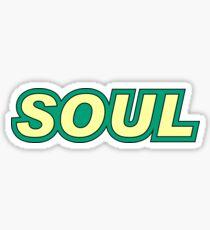 Soul Music Sticker