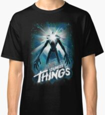 Stranger Things The Thing Mashup Classic T-Shirt