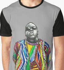 Biggie Smalls Watercolour  Graphic T-Shirt