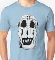 Salvador Dalí's Skulls - BLACK T-Shirt