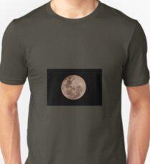 full moon IR crop Unisex T-Shirt