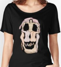 Salvador Dalí's Skulls Women's Relaxed Fit T-Shirt