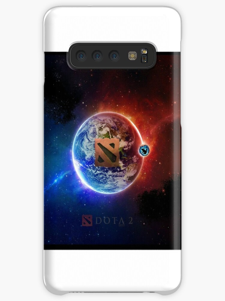 'Dota 2 Rivalry' Case/Skin for Samsung Galaxy by Nic-KyHew