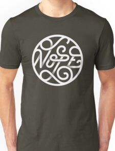 Nope - Typographic Art Unisex T-Shirt