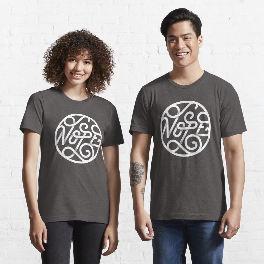 Nope - Typographic Art Essential T-Shirt