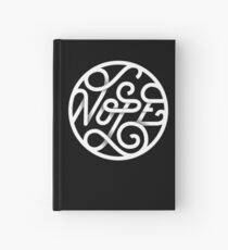 Nope - Typographic Art Notizbuch
