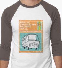 Mystery Manual Men's Baseball ¾ T-Shirt