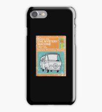Mystery Manual iPhone Case/Skin