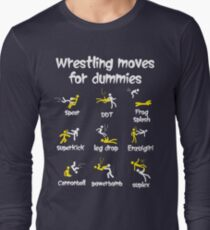 wrestling moves for dummies T-Shirt