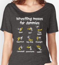 wrestling moves for dummies Women's Relaxed Fit T-Shirt