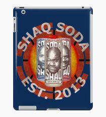 Shaq Soda iPad Case/Skin