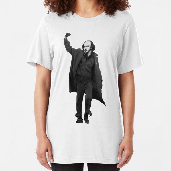 Shakespeare Club Slim Fit T-Shirt