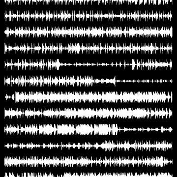 My Shot (Sound Waves) by taliaabramson