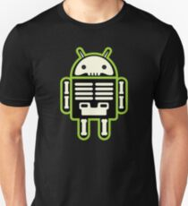 Android skeleton T-Shirt