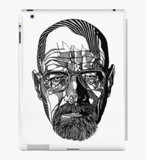 Walter White / Heisenberg iPad Case/Skin