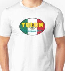 Tulum Mexico - Caribbean Paradise Unisex T-Shirt