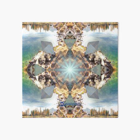 Mandala des Aufbruchs Galeriedruck