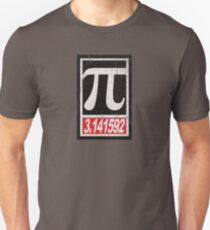 Obey Pi 3.141592 T-Shirt