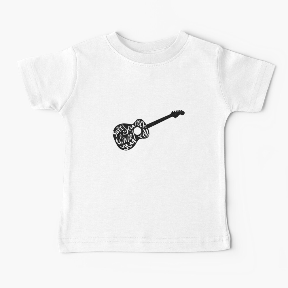 Sweet You Rock Dave Matthews Band Imagery Baby T-Shirt
