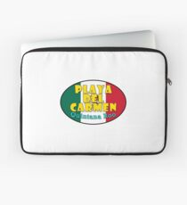 Playa del Carmen - Caribbean Paradise Laptop Sleeve